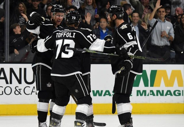 The Los Angeles Kings are one of the teams that could be sellers early in the new year.