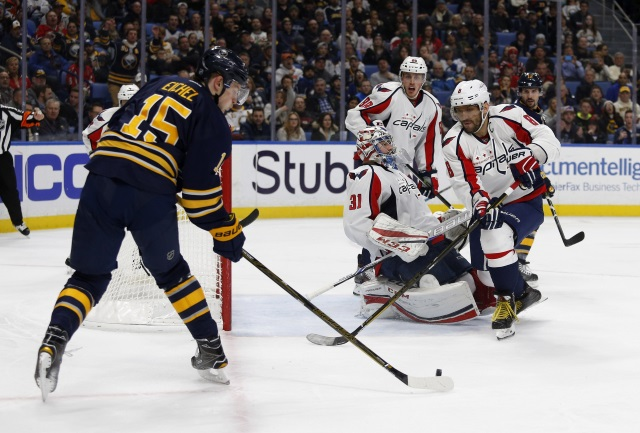 NHL predictions for 2019 that include Jack Eichel and Alex Ovechkin