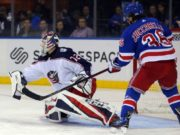The Columbus Blue Jackets may be changing their tune on Sergei Bobrovsky. Mats Zuccarello has turned his play around and increase his trade value.