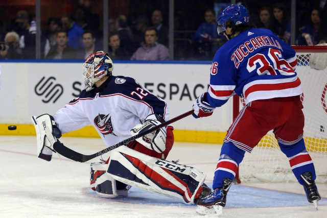 NHL Rumors: Columbus Blue Jackets, New York Rangers, and the Detroit