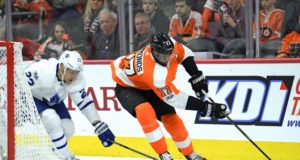Wayne Simmonds and Micheal Ferland are 'hearvy' options for the Toronto Maple Leafs.
