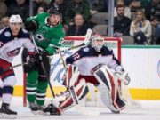 Sergei Bobrovsky's play could help his trade value. The Dallas Stars have shopped forward Brett Ritchie