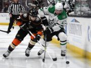 The Anaheim Ducks traded Andrew Cogliano to the Dallas Stars for Devin Shore.