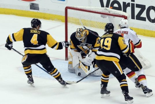 The Pittsburgh Penguins have three pieces they could move before the NHL trade deadline - Derick Brassard, Tristan Jarry and Jamie Oleksiak.
