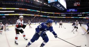 Matt Duchene and the Ottawa Senators haven't exchanged numbers. No contract extension talks between Brayden Point and the Tampa Bay Lightning until after the season.