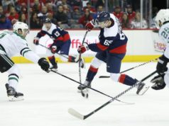The Dallas Stars have spoken to the Washington Capitals about Andre Burakovsky.