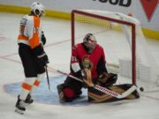 Are the Philadelphia Flyers and Ottawa Senators looking to make a deal?