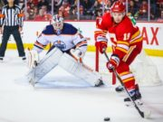 A trade between the Edmonton Oilers and Calgary Flames that didn't happen.