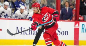 The Toronto Maple Leafs continue to scout the Hurricanes - looking at Dougie Hamilton?