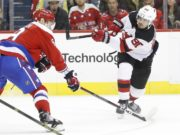 Marcus Johansson is one pending free agent the New Jersey Devils could consider trading before the trade deadline.