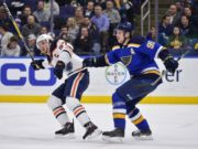 The Edmonton Oilers could be a team interested in St. Louis Blues Vladimir Tarasenko