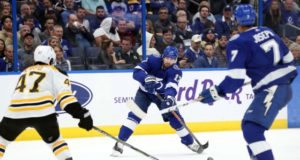 NHL trade options for the Boston Bruins and Tampa Bay Lightning