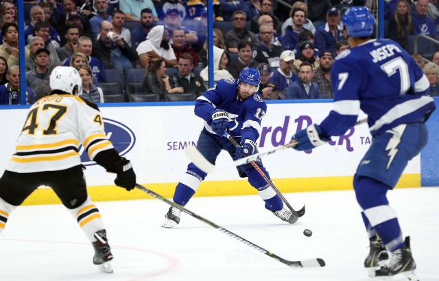 NHL Trade Deadline  Who the Bruins And Lightning May Want To Hold On ... f9f4421e6