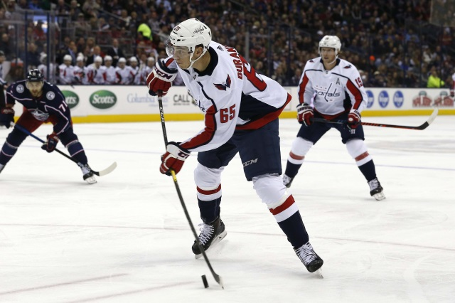 half off 13602 9bfc9 NHL Rumors: Washington Capitals - Andre Burakovsky and Jakub ...
