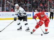 Looking at some teams that might be interested in trading for Detroit Red Wings Gustav Nyquist.