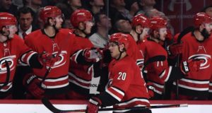 The Carolina Hurricanes lack of scoring could be behind their missing the playoffs for the tenth consecutive season.