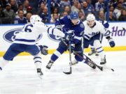NHL power rankings: Tampa Bay Lightning and the Toronto Maple Leafs sit atop our weekly consensus NHL power rankings.