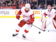Detroit Red Wings Trevor Daley out 3-5 weeks with a broken foot.