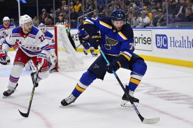 The St. Louis Blues are likely to trade Pat Maroon before the NHL trade deadline.