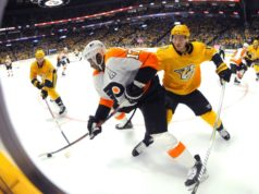 Wayne Simmonds is the type of player the Nashville Predators could use.