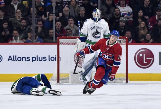 Vancouver Canucks hoping Elias Pettersson isn't out long-term