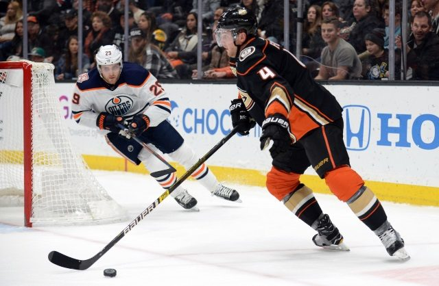 Anaheim Ducks defenseman Cam Fowler returns. Rickard Rakell not able to go.