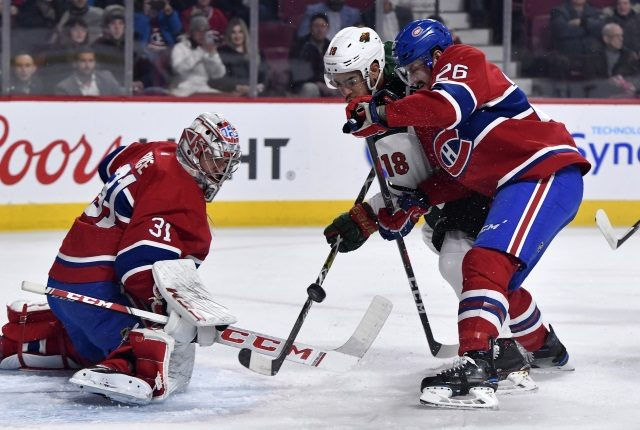 The Montreal Canadiens won't be in the rental market and could be looking to trade veterans for future assets.