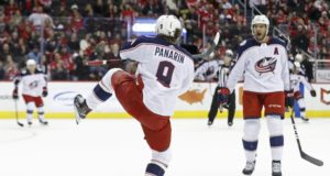 Artemi Panarin willing to talk contract extension with the Columbus Blue Jackets?