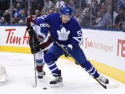 The Toronto Maple Leafs will look to extend Jake Gardiner but they likely won't be able to fit him in.