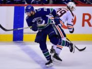 Alexander Edler and the Vancouver Canucks