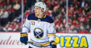 The Buffalo Sabres and Jeff Skinner plan on meeting early next month.