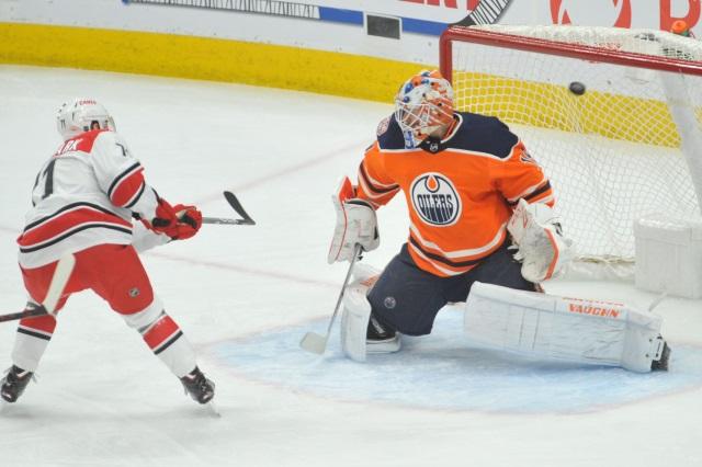Mikko Koskinen not the Edmonton Oilers answer