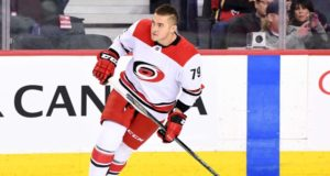 Carolina Hurricanes Micheal Ferland could interest the Pittsburgh Penguins.