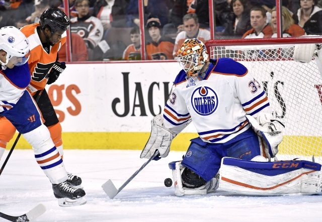 Could the Edmonton Oilers move Cam Talbot? Term will play a role in any Wayne Simmonds contract talks.