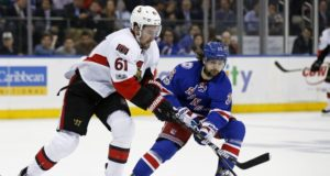 Two players that are in the NHL rumor mill and could be moved ahead of the trade deadline include Mats Zuccarello and Mark Stone.