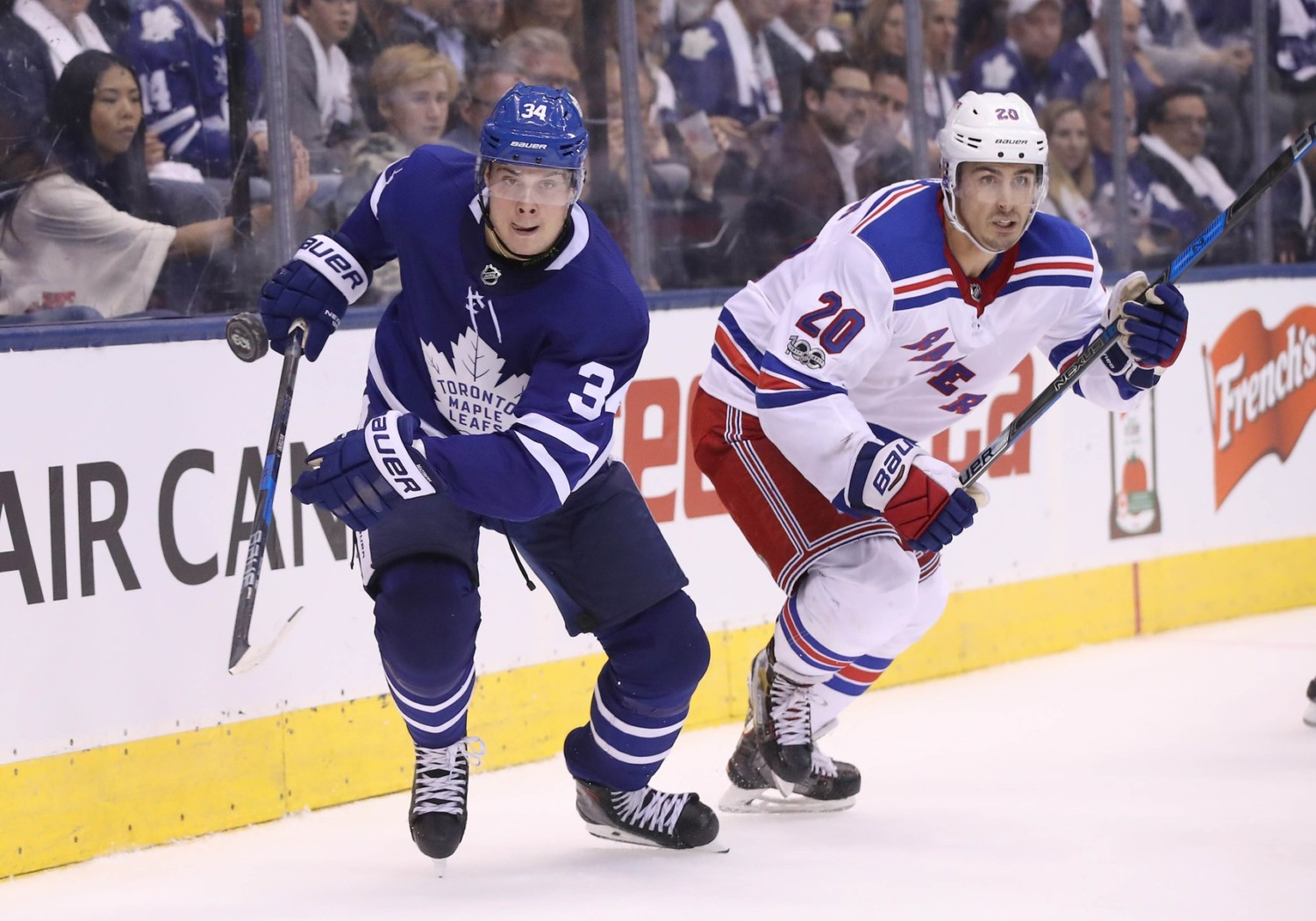 Zuccarello traded to Stars by Rangers