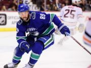 The Vancouver Canucks have traded forward Sam Gagner to the Edmonton Oilers for Ryan Spooner