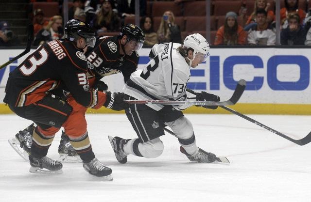 NHL Rumors: Sens, Panthers, Blue Jackets, Kings, Leafs, Jets