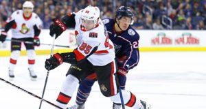 The Ottawa Senators Matt Duchene traded to the Columbus Blue Jackets