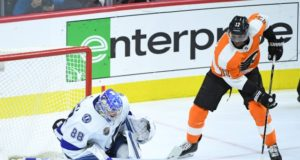 The Tampa Bay Lightning could have some interest in Wayne Simmonds and Micheal Ferland.