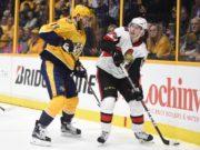 Who are the frontrunners for Ottawa Senators forward Matt Duchene?