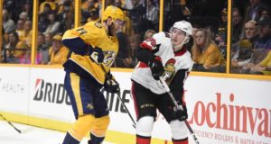 Who are the frontrunners for Ottawa Senators forward Matt Duchene?