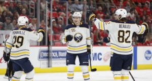 Buffalo Sabres could be willing to move Nathan Beaulieu. Rasmus Ristolainen?