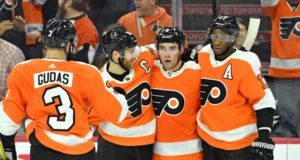 At least five times interested in Wayne Simmonds. Ivan Provorov may have to go with a bridge deal with the Philadelphia Flyers.