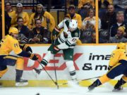 Nashville Predators and Minnesota Wild