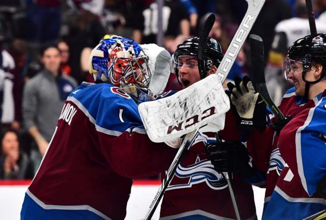 Colorado Avalanche could explore Tyson Barrie, Nikita Zadorov and Semyon Varlamov trades.