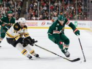 Charlie Coyle traded to the Boston Bruins