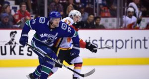 Contract talks between the Vancouver Canucks and Alex Edler at a standstill. Four rental options for the Calgary Flames.