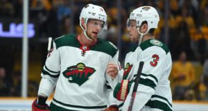 If the Minnesota Wild become sellers, Eric Staal, Charlie Coyle and Jason Zucker could be among the players on the move.