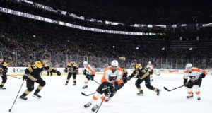 Wayne Simmonds may be the top target for the Boston Bruins